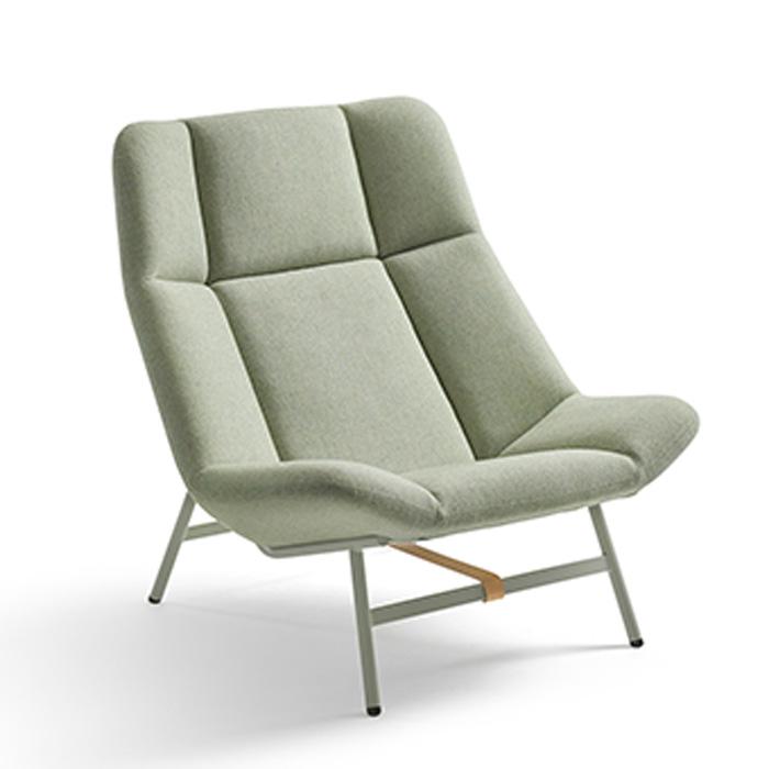 Artifort Soft Facet fauteuil