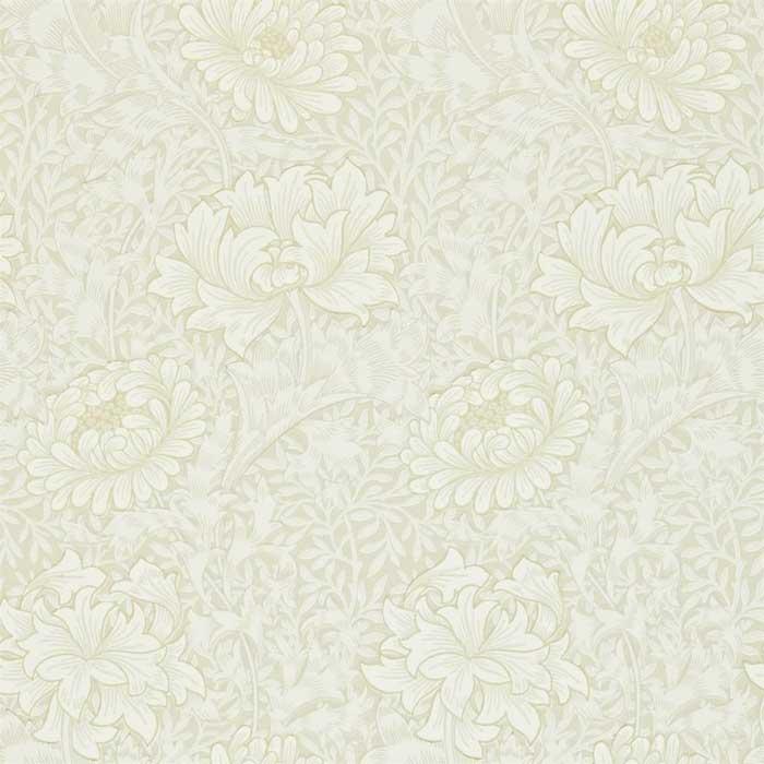 Morris and Co Chrysanthemum chalk 212546