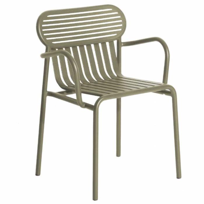 Petite Friture Week-end Garden armchair