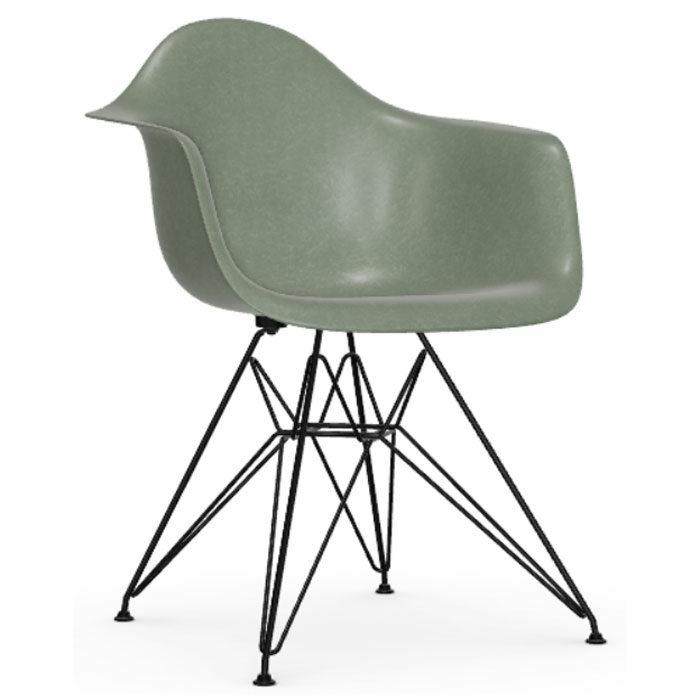 Vitra Eames DAR Fiberglass stoel