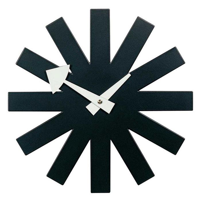 Vitra Asterisk Clock
