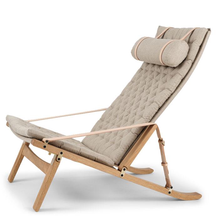Carl Hansen & Søn FK10 Plico lounge chair