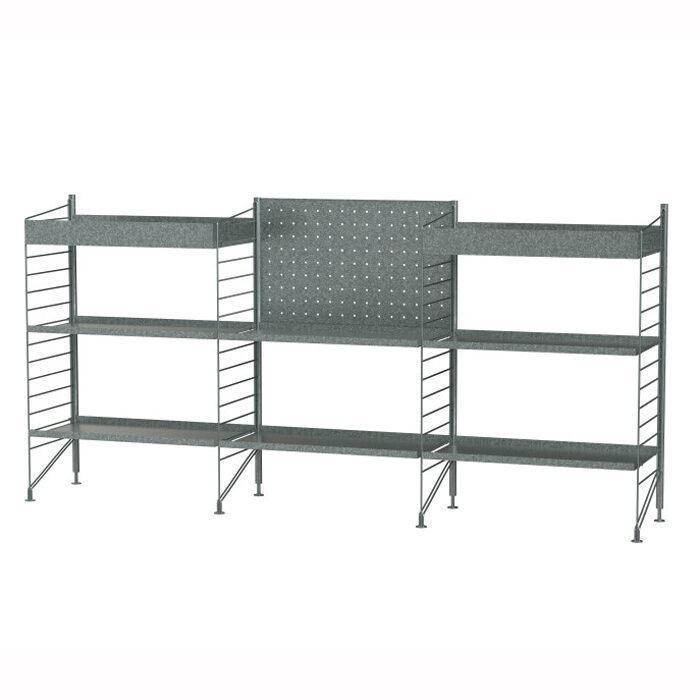 String Furniture outdoor galvanized M