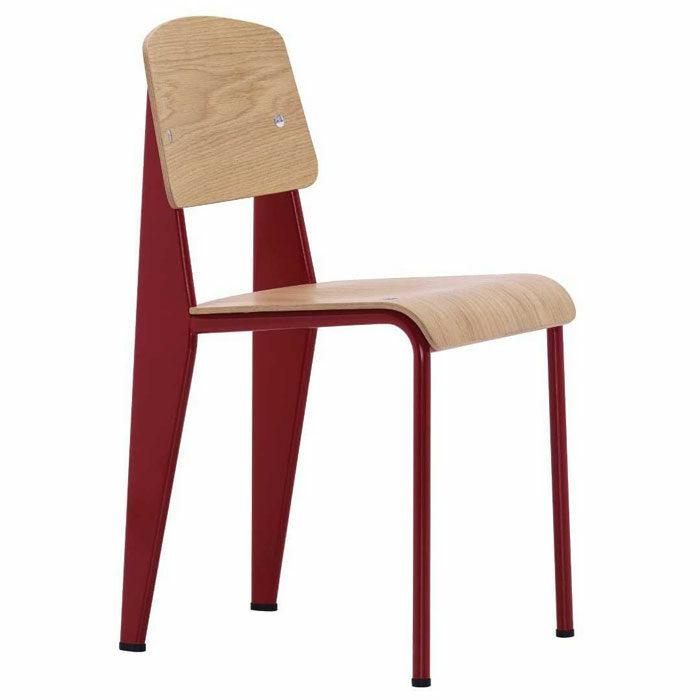 Vitra Standard SP stoel zwart
