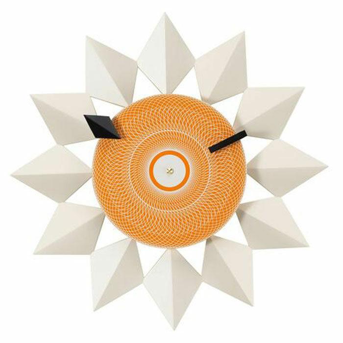 Vitra Diamond Markers Clock