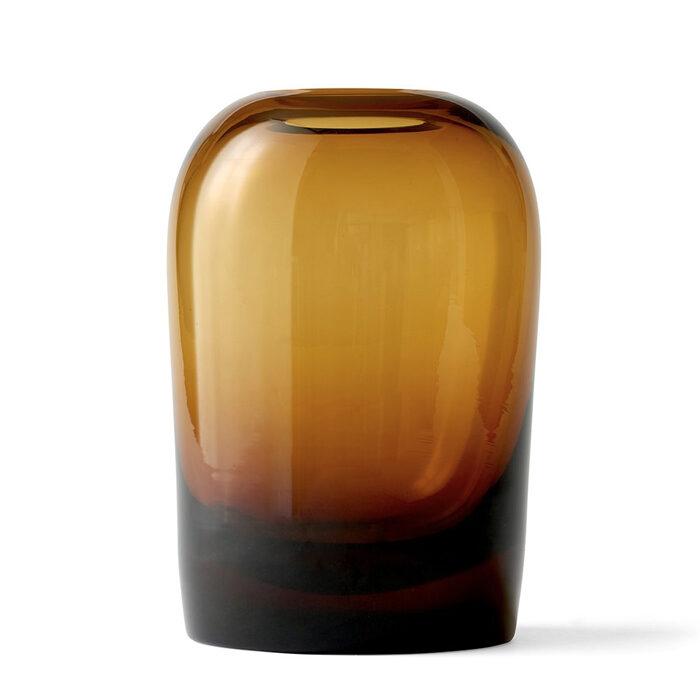 Menu Space Troll Vase amber
